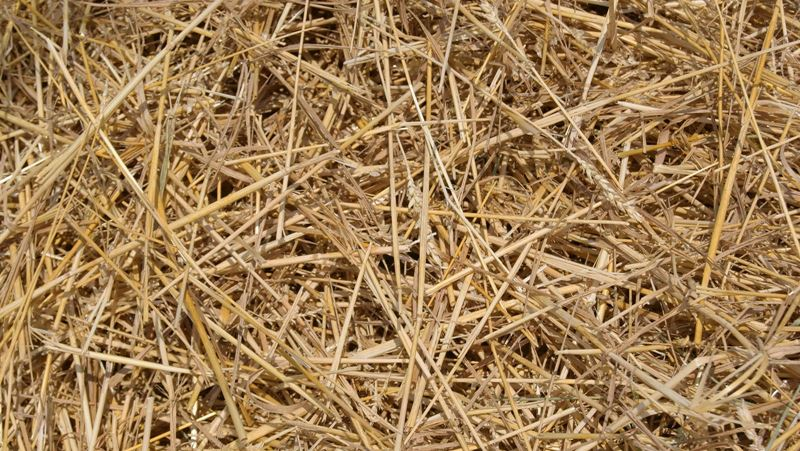 Straw And Hay Bale Protection Covers Tencate Industrial
