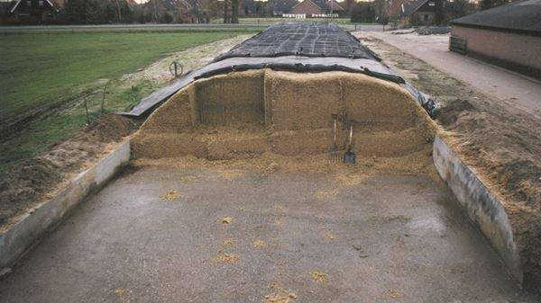 Nicosil silage covers